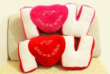 I ❤ Pillow / by Fiona Lee