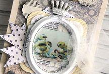 Cards Misc. xoxo / by Julie Ann Shahin