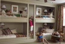 bunk room (gotta have one someday) / by Maureen Crook
