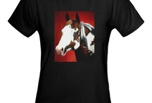 Horse shirts / by Kathy Freas