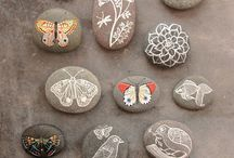 Stones and Rocks Craft / I'm in a rock club, what can I say? / by Janet Kriz