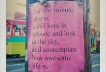 Words of Wisdom / by Meg Duffy