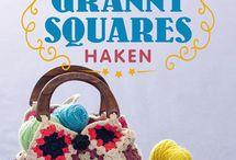 Granny squares / by Cristina Rodriguez González