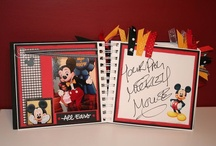 Disney Autograph Book / by Stacie Dulin