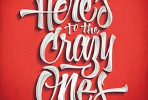 Typography / by Zsolt Schvets