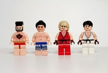 Lego for small & big kids / by Steph Long
