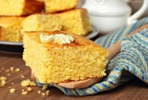 Cornbread recipes / by Ita Abrahamson