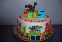Gavin's birthday / by Christy Thompson