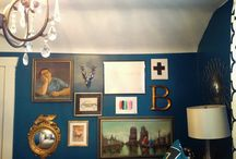 Gallery Walls / Collection of Gallery Walls / by Judy's Junktion on Etsy