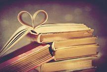 i.love.books. / by Maraia Uluave