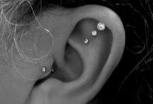 tattoos & piercings / by Sarah Cole