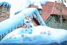 Disney Frozen / by Disney Villa Sales