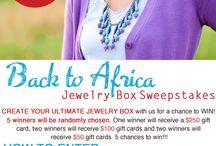 BTAJewelrybox Sweepstakes / My Ultimate Jewelry Box / by Barbara Ryan