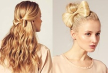 Hair accesories / by MDBelleza