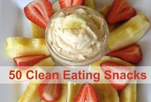 Clean/healthy eating / by Heather Campbell