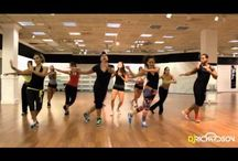 Zumba Routines that I love / by Katie J