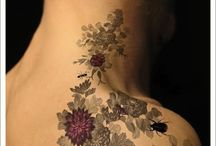 What's Tat about? (Tattoos) / by Stacey Messner
