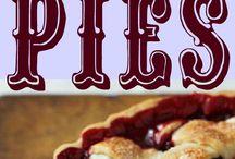 Pies / by Susan Braun