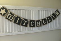 Personalized Names / by Encore Banners