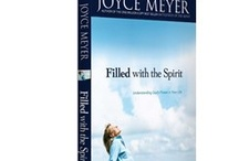 Joyce Meyer :) / by Becky Schneider