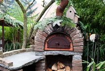 Outdoor ovens / by Sue Doeden