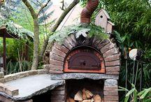 Outdoor ovens / by Sue Doeden