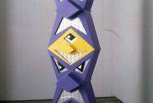 Sculptures / by Max Lehman
