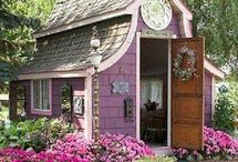 Cottages / by Jennifer Dickert