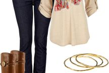 Fall style  / by Heather Simmons