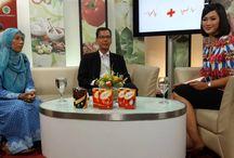 TALKSHOW / Kegiatan Jamu Tetes Bioactiva dengan Talkshow di Televisi baik daerah maupun Nasioanal / by BIOACTIVA JAMU TETES