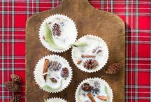 All About the Holly-Days / DIY Christmas Crafts and Holiday Inspired Ideas! / by Rebecca's Soap Delicatessen