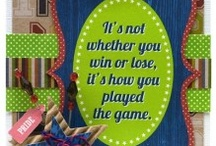 Game On! / by Scrapbook Expo