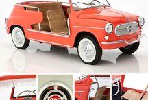 Fiat 600 Jolly / by MRP