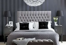 House and Home: Bedrooms / by Brittany Ruiz