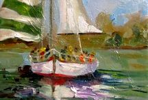 The Art of Sailing / by Marla Heffron