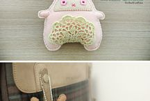 Wool and felt / by MadDeva Designs