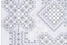 patrones hardanger / by johanna brenes morales