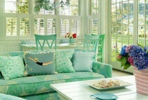Sunrooms / by Katherine Ramakers
