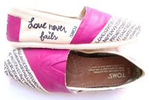 Shoes Shoes And More Shoes / by Summer Brant