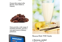 Vegan Smoothies/ Beverages! :)  / by Leilani Salas