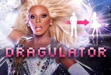 The First Lady of Drag. Ms Ru Paul / by Transgendered.net: Male to Female Transformations