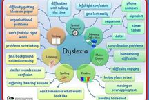 Dyslexia...it's not just b and d / dyslexia resources / by KJ Mueller