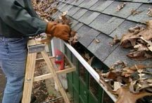 Fall/Winter Maintenance / Cold weather can wreak havoc on your home. Make sure your house is winter-ready with these fall and winter maintenance tips. For more info visit www.scottmcgillivray.com / by Scott McGillivray