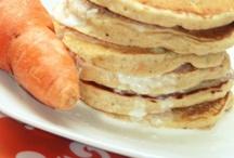 Not-so-light/Healthy Breakfast / by Jen Rahde