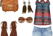 Clothing & Accessaries / by Daina Peterson