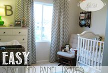 <DIY curtains> / DIY sewing / by Sew Sweet Quilt Shop
