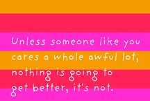 quotes / by Haley Hearst