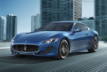 Maserati / by Mike Williams