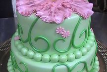 Cakes/ Cupcakes/Cookies / by Theresa McBride Cupp