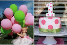 Little Girl Birthday / by The Creative Mom